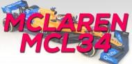 McLaren presenta su MCL34, el nuevo coche de Sainz para 2019 | SoyMotor.com