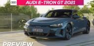 Audi e-tron GT 2021 - Preview en español   Coches SoyMotor.com