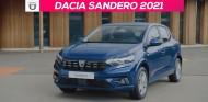 Dacia Sandero 2021 - Preview en español | Coches SoyMotor.com