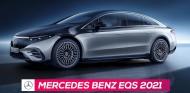 Mercedes-Benz EQS 2021 - Preview en español