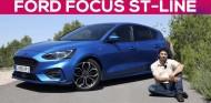 Al volante del Ford Focus ST-Line | Prueba