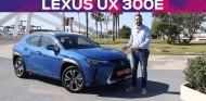 Lexus UX 300e | Prueba / review en español