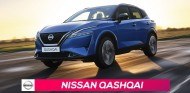 Nissan Qashqai 2021 - Preview en español