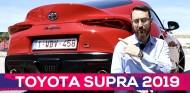 Así es el nuevo Toyota Supra 2019 | Prueba