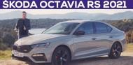 Skoda Octavia RS 2021 - ¿gasolina o híbrido enchufable? | Prueba/review | Coches SoyMotor.com