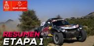 Sainz empieza el Dakar por todo lo alto | Resumen Etapa 1 Dakar 2021