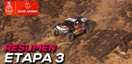 Sainz se pierde y cede media hora, Al-Attiyah gana | Resumen Etapa 3 Dakar 2021