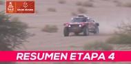Sainz pierde siete minutos, pero sigue líder | Resumen Etapa 4 Dakar 2020