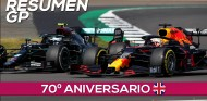 Verstappen y las gomas roban la victoria a Mercedes | Resumen GP del 70º Aniversario F1 2020 - SoyMotor.com