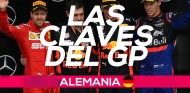 ¿Cómo han llegado Kvyat y Vettel al podio? | Resumen GP Alemania F1 2019