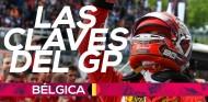 Leclerc gana en nombre de Hubert   Resumen GP Bélgica F1 2019