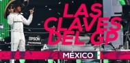 Mercedes, los más listos en estrategia | Resumen GP México F1 2019