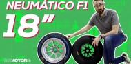 Así serán las ruedas de 18 pulgadas de la F1 | SoyMotor.com