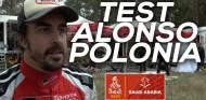 Alonso medita si correr el Dakar con un test en Polonia | SoyMotor.com