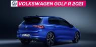 Volkswagen Golf R 2021 - Preview en español | Coches SoyMotor.com