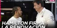 Hamilton renueva y la F1 propone carreras cortas los sábados -  El ShowMotor 01x16