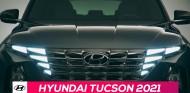 Hyundai Tucson 2021 - Preview en español | Coches SoyMotor.com