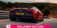 McLaren Artura - Preview en español