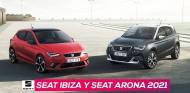 Seat Ibiza y Arona 2021 - Preview en español