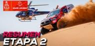 Al-Attiyah gana y Sainz sufre problemas de motor | Resumen Etapa 2 Dakar 2021