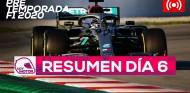 F1 2020 Test Pretemporada, día 6 - Resumen Jornada