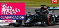 GP de Gran Bretaña F1 2020 - Directo clasificación