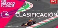 GP de México F1 2019 - Directo clasificación