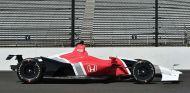 La IndyCar inicia los tests del coche 2018 con Servià y Montoya - SoyMotor.com