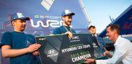 Jon Armstrong busca el retorno al WRC a través de 'simracing'
