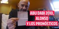 Los pronósticos están... para romperlos en Abu Dabi