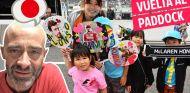 Libres GP de Japón, mis sensaciones en el paddock F1 y alguna noticia