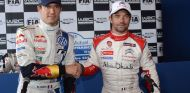 Sebastien Loeb y Sebastien Ogier en 2013 – SoyMotor.com