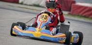 Márquez sigue entrenándose con el karting y piensa en el Dakar - SoyMotor.com