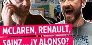 Bravo Sainz… y un vistazo al trío McLaren-Renault-Alonso