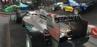 Monoplazas de Michael Schumacher - SoyMotor.com