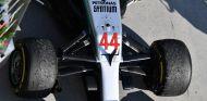 Neumáticos de Lewis Hamilton en Hungría - SoyMotor.com