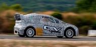 El coche de rallycross de QEV Technologies ya rueda - SoyMotor.com