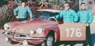 60 años de la primera victoria de Citroën en Montecarlo