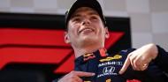 Max Verstappen en el podio del GP de Austria F1 2019 - SoyMotor