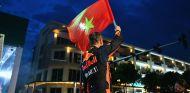 David Coulthard en la exhibición de Red Bull en Vietnam – SoyMotor.com