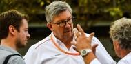 Ross Brawn en el GP de Baréin F1 2019 - SoyMotor