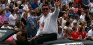 Johnny Rutherford, consejero especial para Alonso - SoyMotor.com