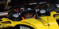 Carlos Sainz con el RS18 –SoyMotor.com
