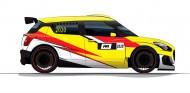 Suzuki se pasa a los R4 en el Nacional de Rallies - SoyMotor