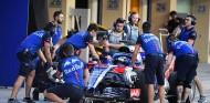 Toro Rosso en los test postcarrera de Abu Dabi - SoyMotor