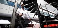 Toto Wolff en Silverstone - SoyMotor.com