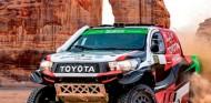 Así es el Ula Rally, el test previo al Dakar definitivo para Alonso