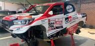 Coche de Toyota para el Dakar - SoyMotor.com