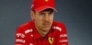 Sebastian Vettel durante el GP de Australia - SoyMotor.com