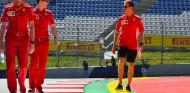 Sebastian Vettel en el GP de Austria F1 2019 - soyMotor
